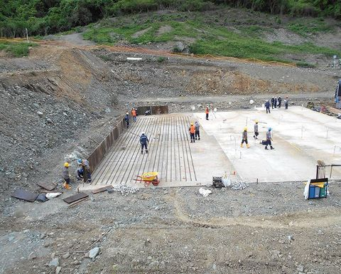 Continental Gold's Buriticá project on track