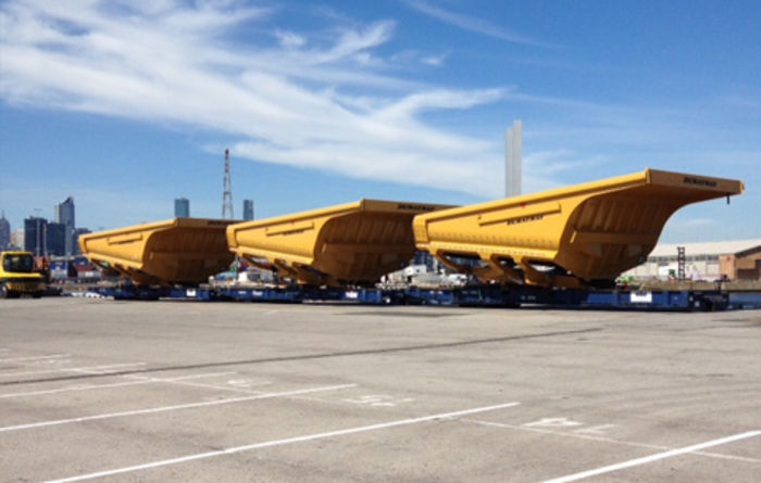 Duratray supplies trays to New Caledonian mine