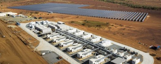 Agnew microgrid supplies up to 85% of power from renewables