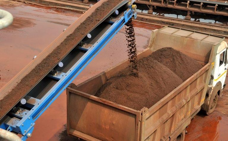 Arrium to upgrade iron ore waste dumps
