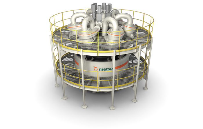 Metso MHC™ Series Hydrocyclones