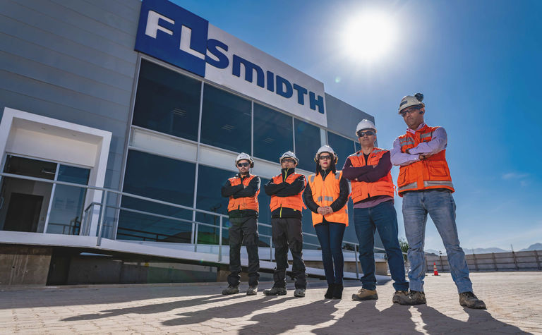 FLSmidth opens further mining service facility in Chile