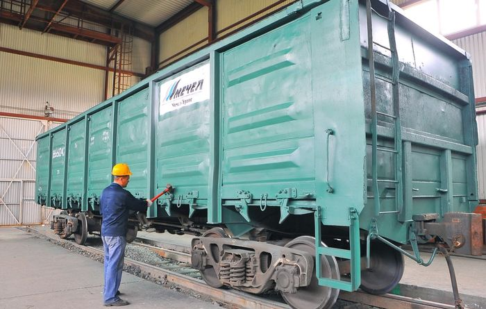 Mechel secures railcars in transport upgrade programme