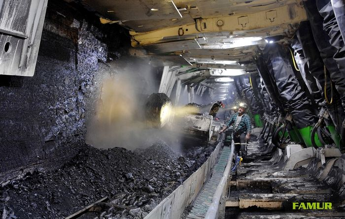 Kazakh mine orders FAMUR longwall