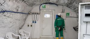Strata installs safe rooms at Colombia operations