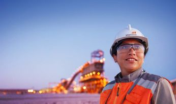 BHP gives update on gender balance goal