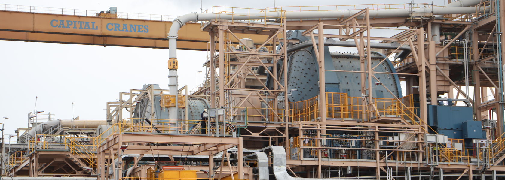Ahafo mill expansion makes commercial production