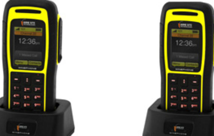 ATEX approval for MinePhone