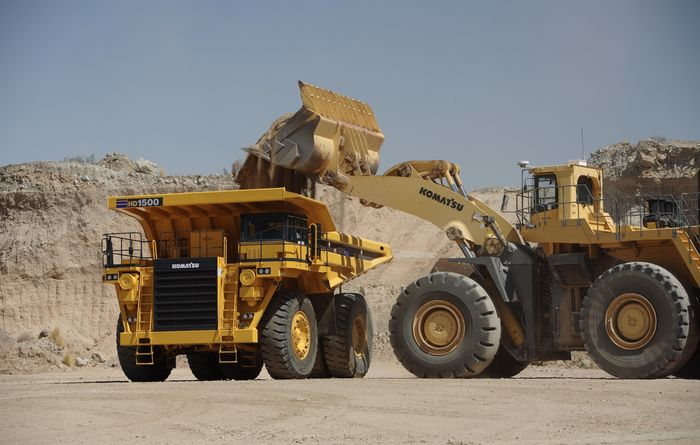 Komatsu chooses BT for global IT infrastructure