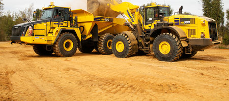 Komatsu secures engineering IP in the cloud