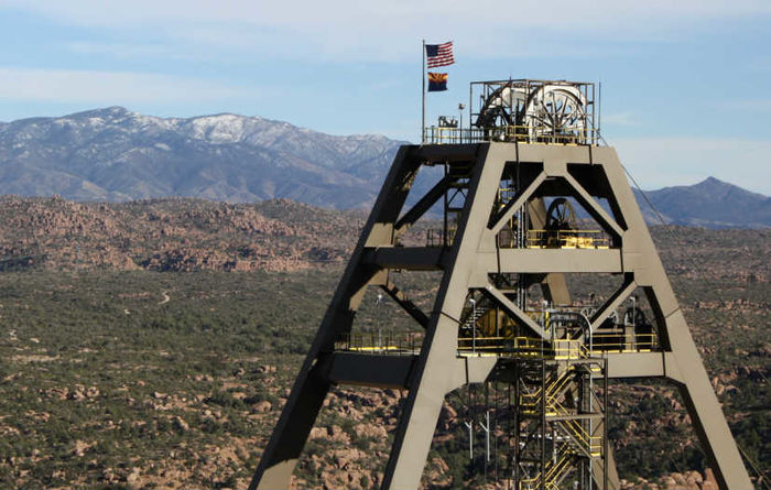 Rio resolute in Arizona investment