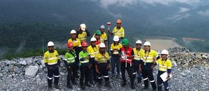 Terra Drone Indonesia provides drone training for miners