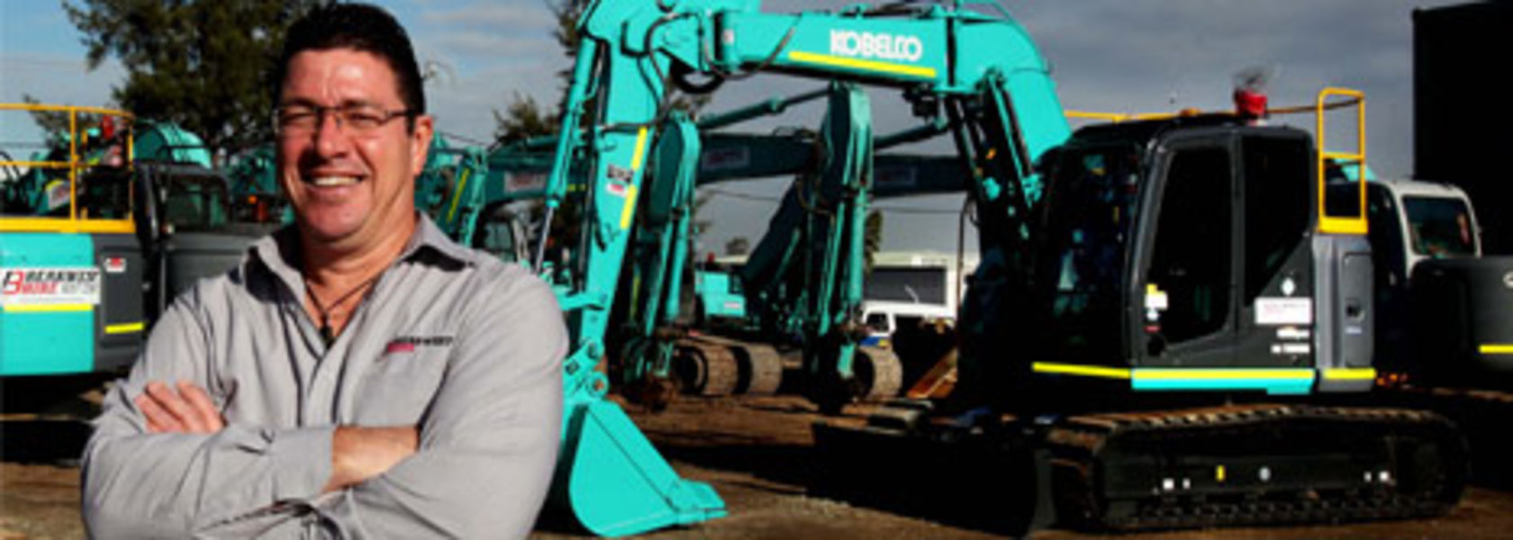 Hire company increases Kobelco fleet - Mining Magazine