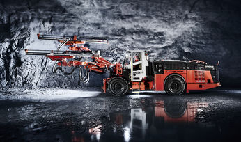Sandvik sees electric drill rig demand in Africa