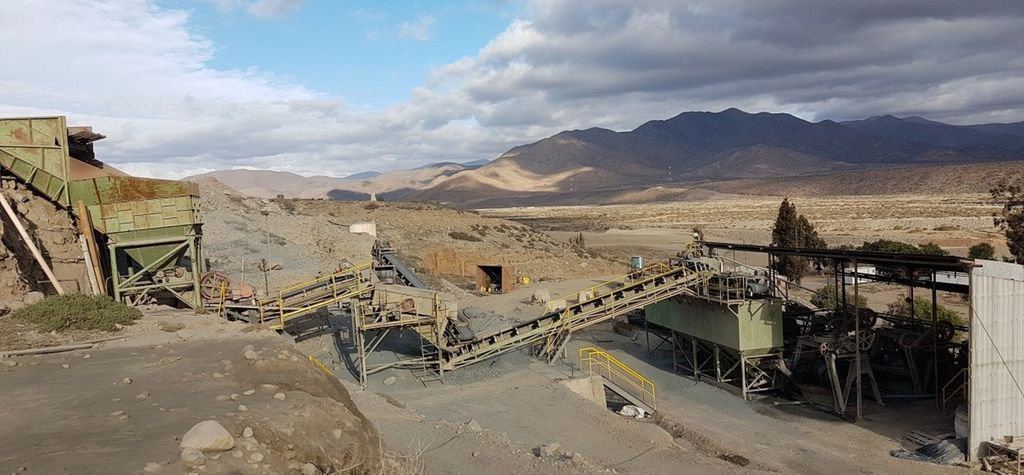 Altiplano to buy mill for Farellon