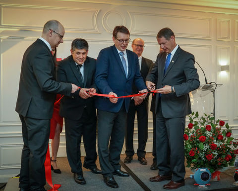 Chilean Flowrox subsidiary inaugurated