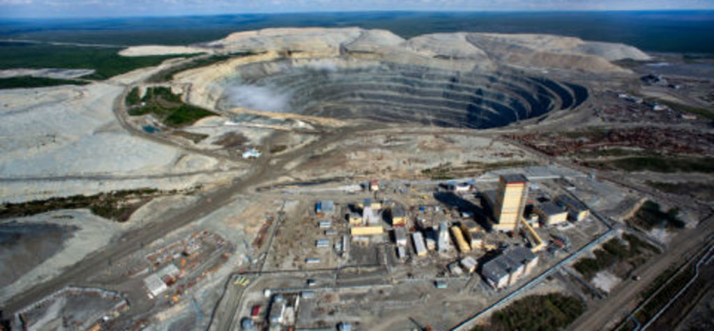 Alrosa launches Udachny underground mine