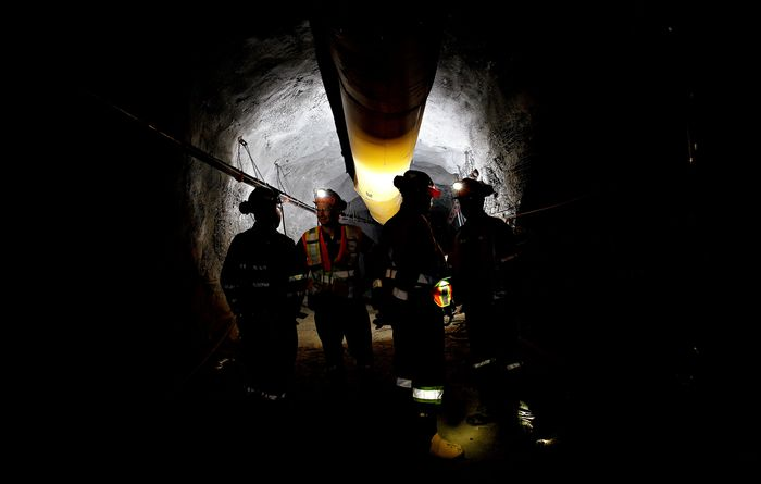 Rethinking the future of underground mining