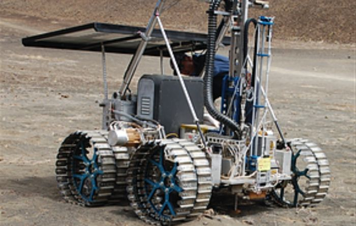 Deltion joins with partner for space mining race