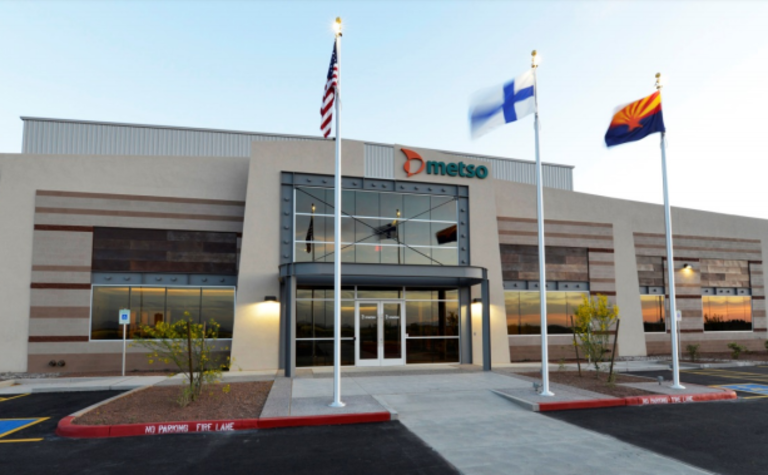 Metso invests in Arizona regional service hub