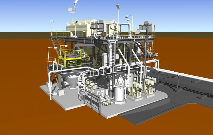 Sedgman awarded Meandu EPC contract