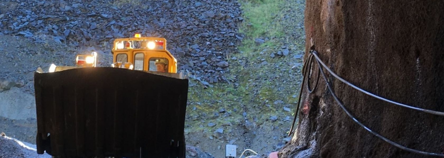 Gold processing on the rise at Omagh mine