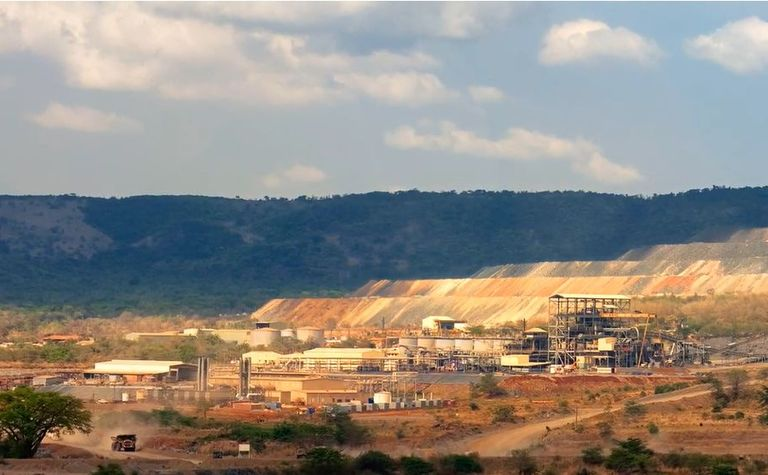 AngloGold returns to work - mostly