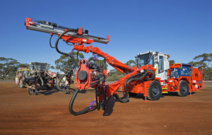 Sandvik drill rebuilds help to reduce operating costs