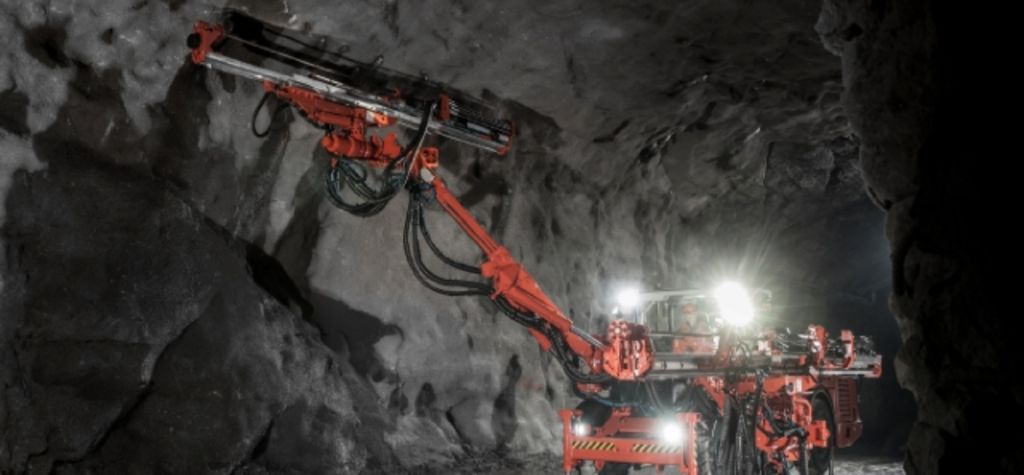 Goldcorp and Sandvik deliver all-electric mine
