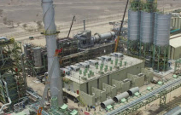 Inprotec builds furnaces for Oman antimony project