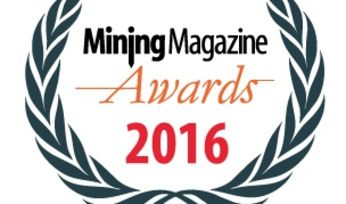 Mining Magazine Awards 2016: final nominees