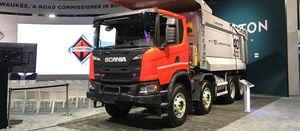 Scania and Navistar explore cooperation