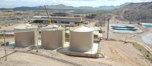 The Gunnison project is a low cost, in-situ recovery copper extraction project in Arizona, US