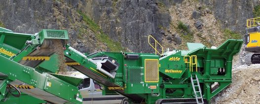 McCloskey acquires Lippmann - Mining Magazine