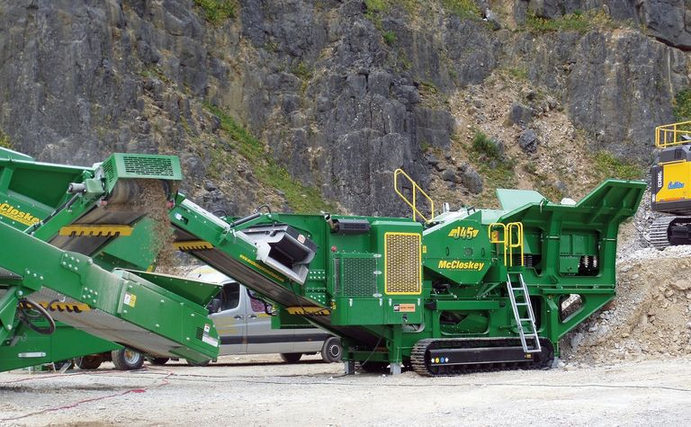 Metso is buying comminution specialist McCloskey