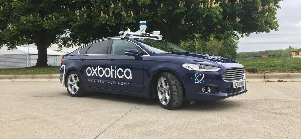 Oxbotica partners with Navtech