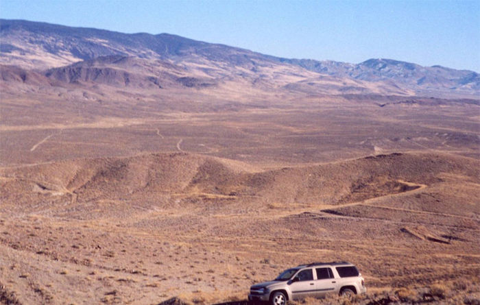 Nevada Copper digs out details on Pumpkin Hollow