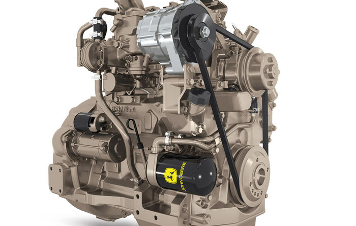 New genset engines from John Deere