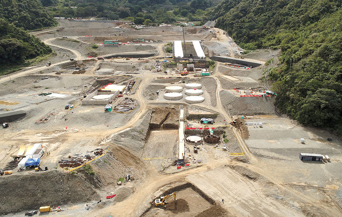 Buriticá project continues pushing forward