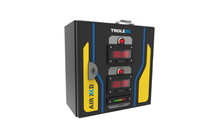 Trolex launches Air XD dust monitor