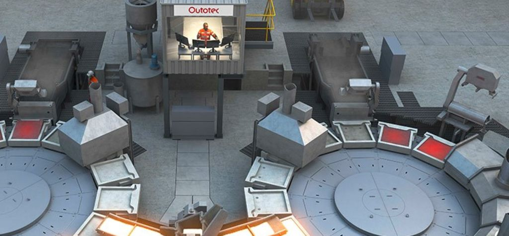 Metso Outotec wins US$$11.8M casting shop orders
