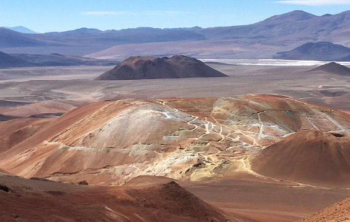 Gold Fields selects FLSmidth for Salares Norte gold processing