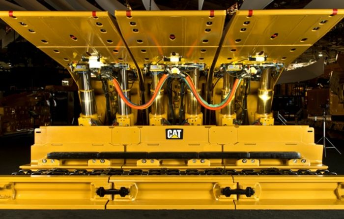 Caterpillar supports for CNX Coal Resources