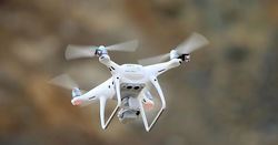 Drones map out Bingham Canyon