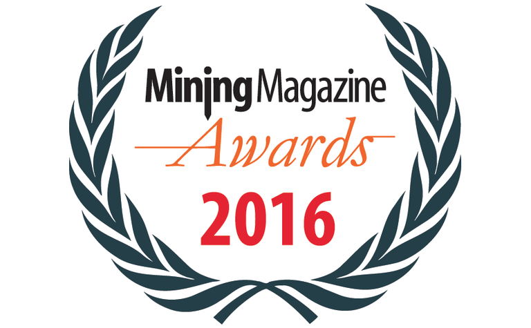 Mining Magazine Awards 2016: final voting