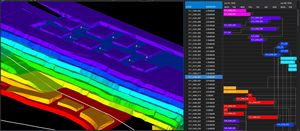 Maptek optimises mine scheduler