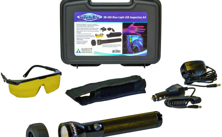 Alerton introduces SafetyBlu inspection kit