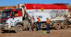 Maxam picks up NFCA blasting deal