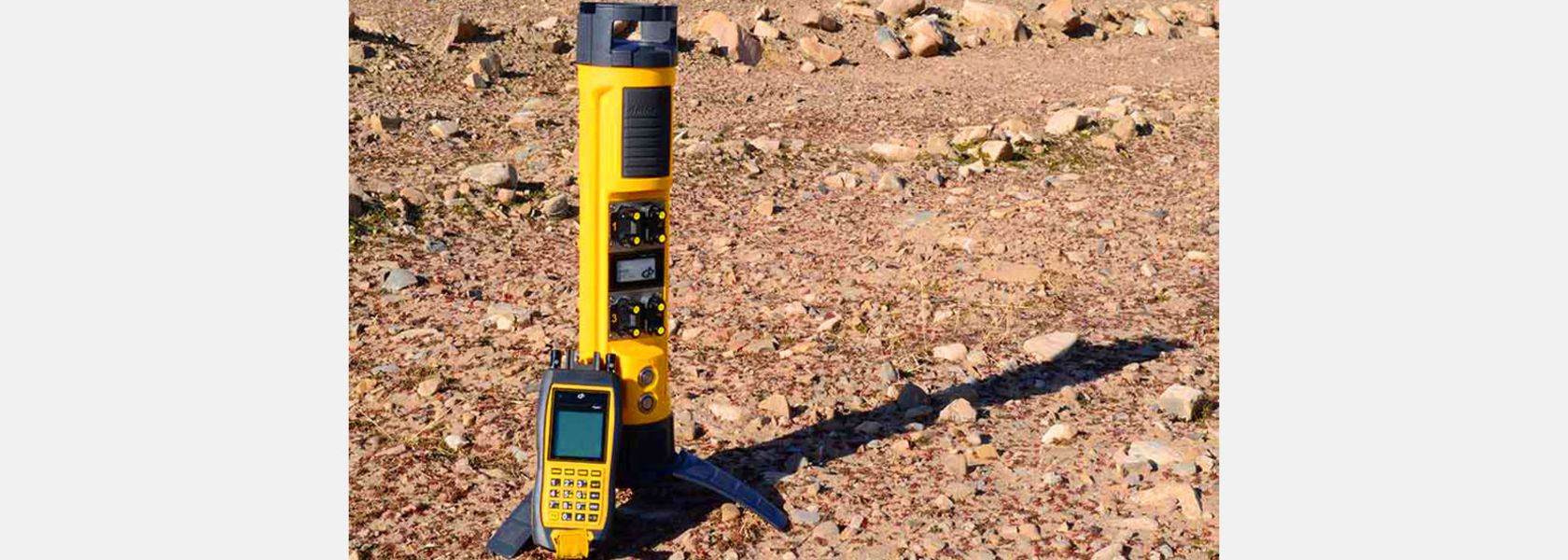 DigiShot Plus 4G is an easy to use precision blasting system