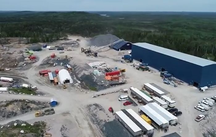 Harte Gold halts flow at Sugar Zone